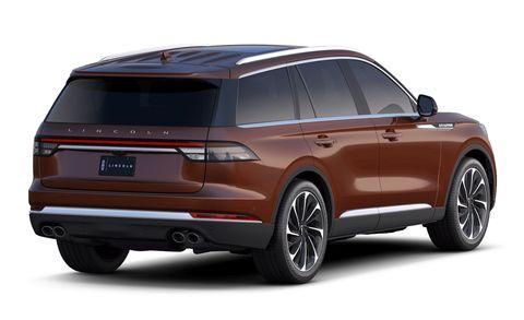 2020 Lincoln Aviator SUV – Pricing, Trim Levels, Equipment