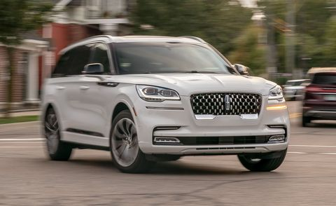 2020 Lincoln Aviator Grand Touring PHEV