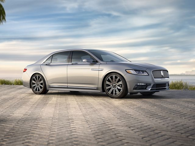 2020 Lincoln Continental Review Pricing And Specs