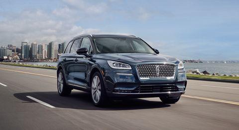 Land vehicle, Vehicle, Car, Automotive design, Motor vehicle, Sport utility vehicle, Sky, Mid-size car, Luxury vehicle, Compact sport utility vehicle,
