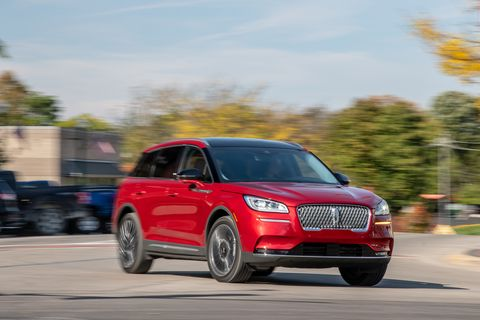 2020 Lincoln Aviator Design Specs Equipment Release >> 2020 Lincoln Corsair Brings Refinement With Little Value