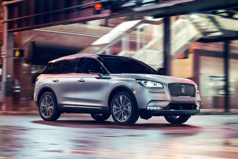 Best Snow Tires >> 2020 Lincoln Corsair Is Refined but Value Challenged