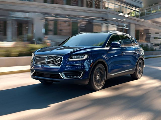 Lincoln Latest Models >> 2020 Lincoln Nautilus Review Pricing And Specs