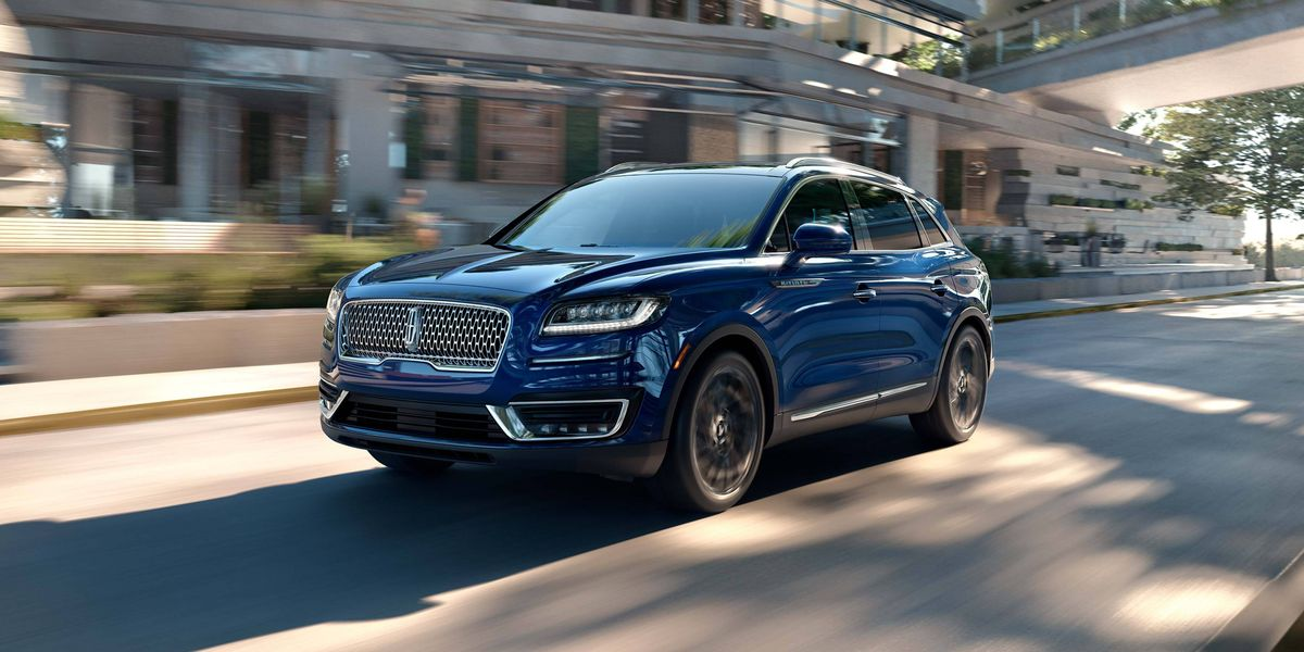 2020 Lincoln Nautilus Review Pricing And Specs