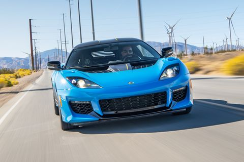 2020 Lotus Evora GT Might Make Porsche Shoppers Think Twice