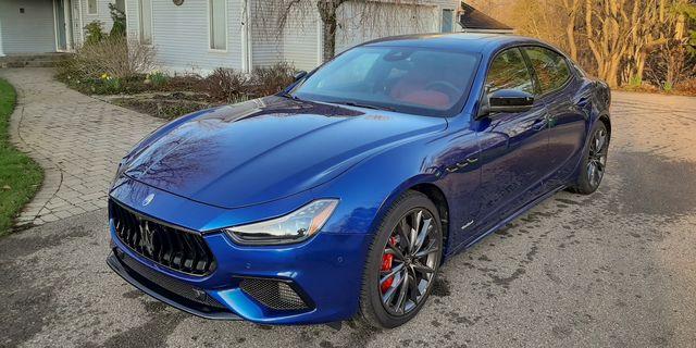 2020 Maserati Ghibli S Q4 GranSport Is a Luxury Sedan in a Racing Suit