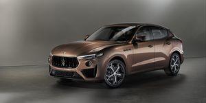 2020 Maserati Levante front