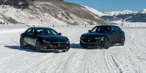 2020 Maserati Limited Edizione Ribelle Edition