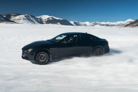 2020 Maserati GhibliLimited Edizione Ribelle Edition