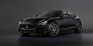 2020 Maserati QuattroporteLimited Edizione Ribelle Edition
