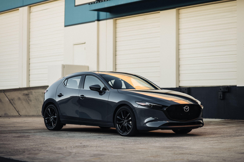 2020 Mazda 3 Sedan History