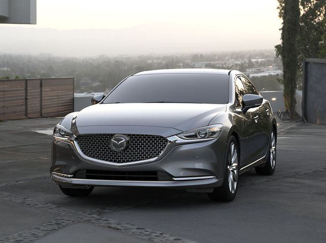 2020 Mazda 6 Review Pricing And Specs
