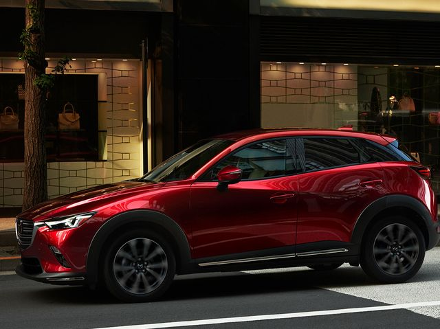 2020 Mazda Cx 3 Review Pricing And Specs