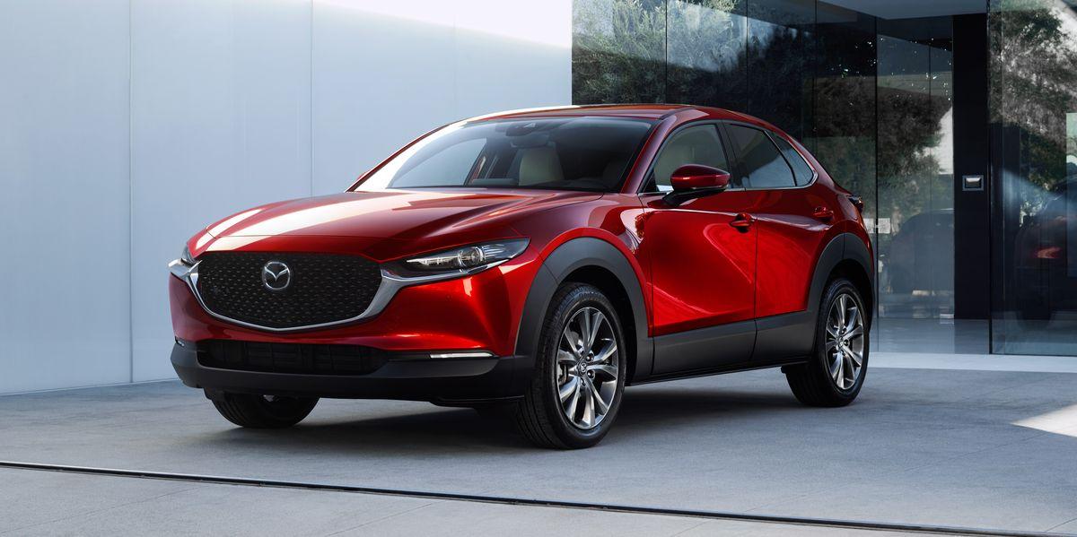 Hasil gambar untuk Mazda CX-30 2020 VS Mazda CX-9 2010