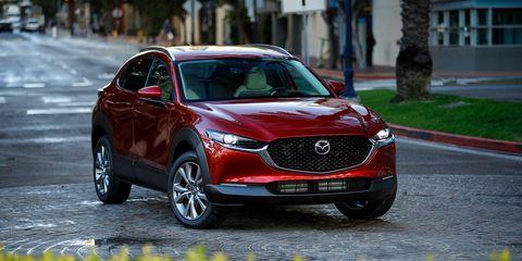 View Photos of the 2020 Mazda CX-30