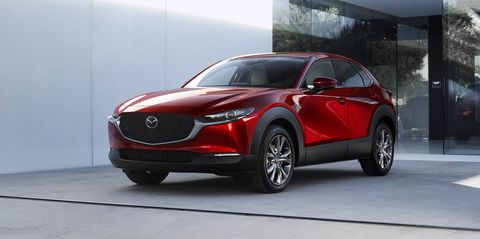 2020 Mazda Cx 30 Crossover New Small Suv Model
