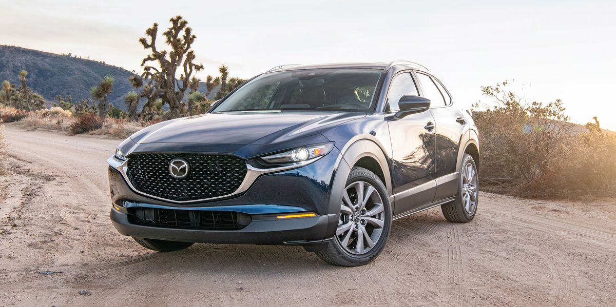 2020 Mazda CX-30 Review, Pricing, and Specs