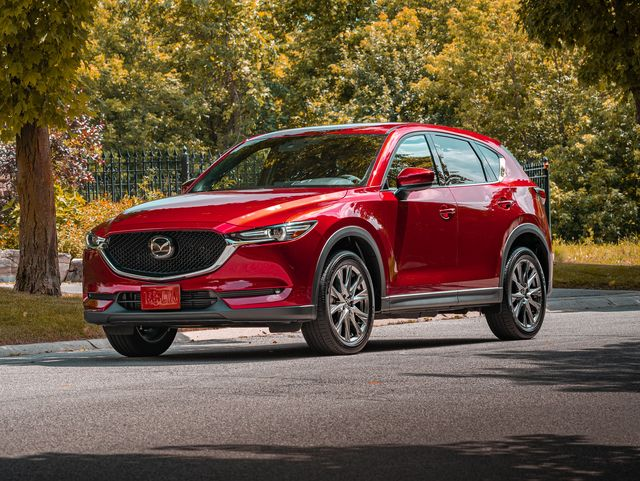 Mazda Cx 5 Gas Mileage >> 2020 Mazda Cx 5 Review Pricing And Specs