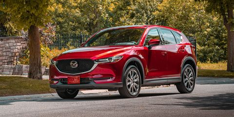2020 Mazda Cx 5 Gains New Features Prices Rise Slightly