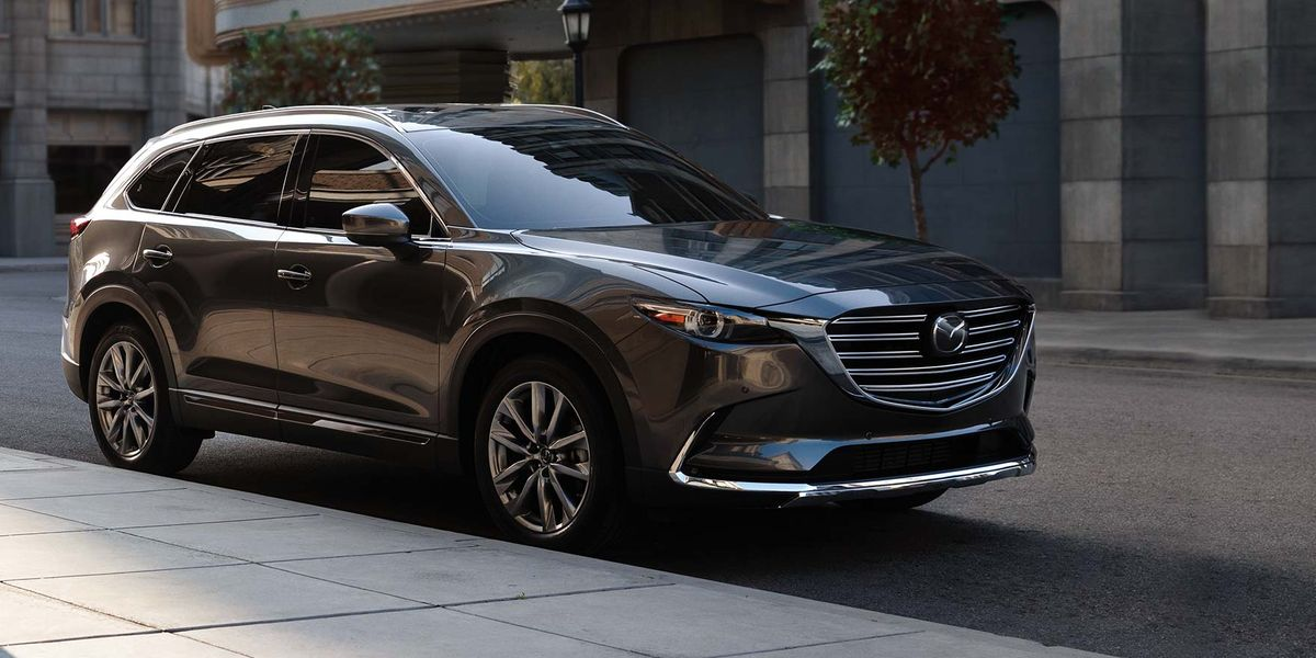 2020 Mazda Cx 9 Review Pricing And Specs