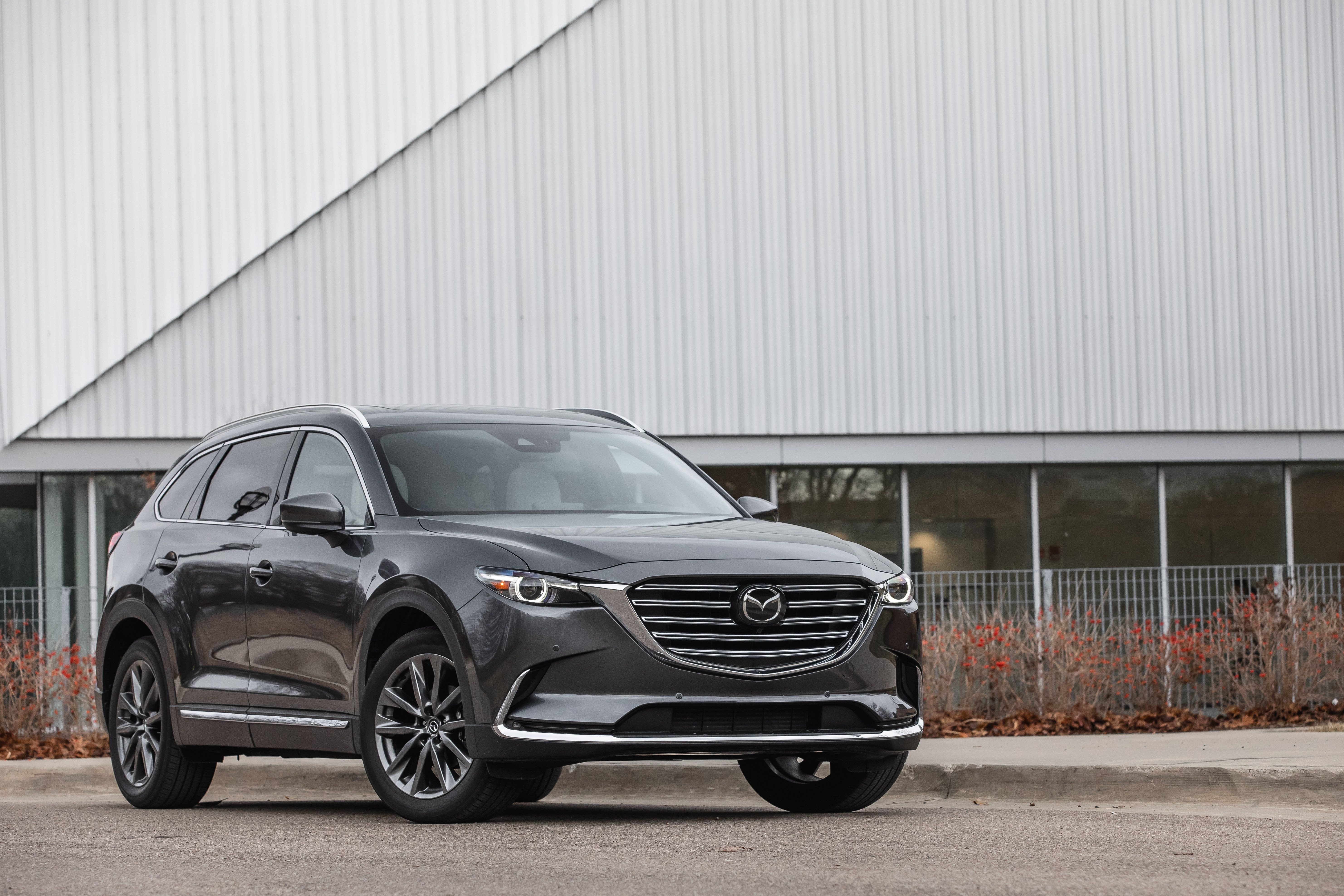 2020 Mazda Cx 9 Research New