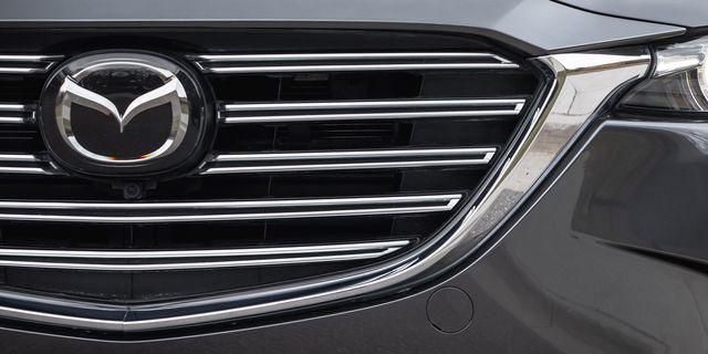 land vehicle, vehicle, car, mazda, grille, automotive design, bumper, automotive exterior, headlamp, mid size car,