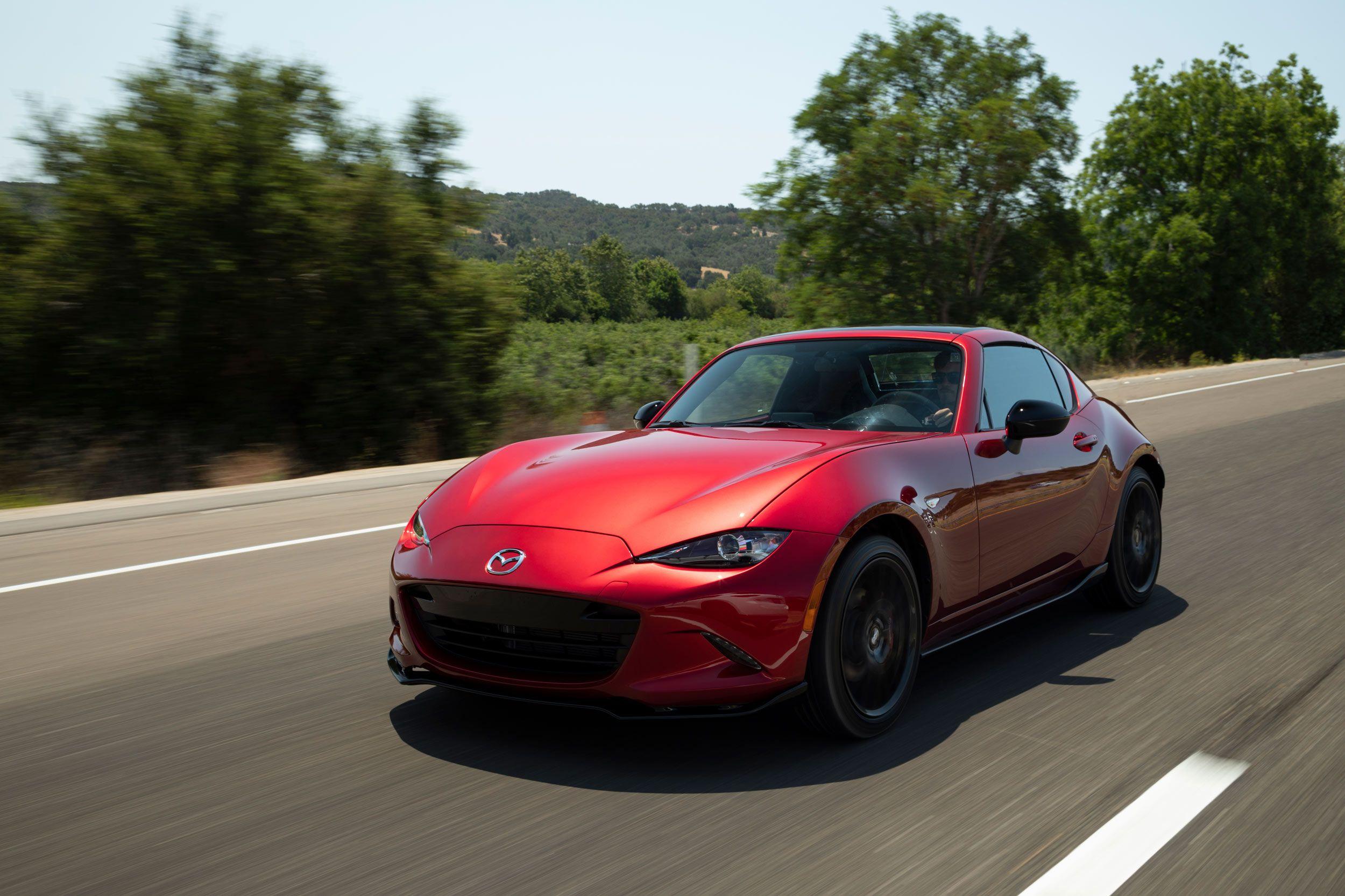 2020 Mazda Miata Ratings