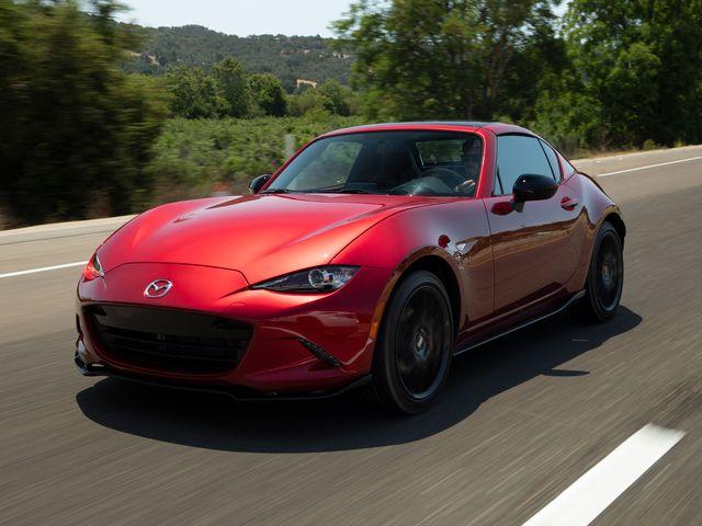 Xethể thao Mazda Miata
