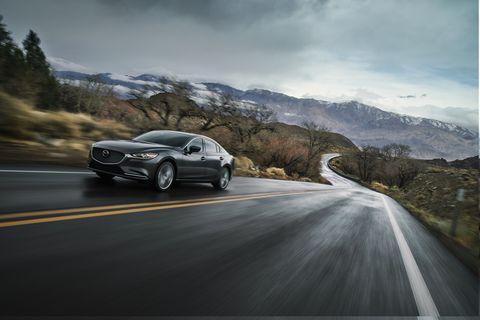 Ten best Mazdas