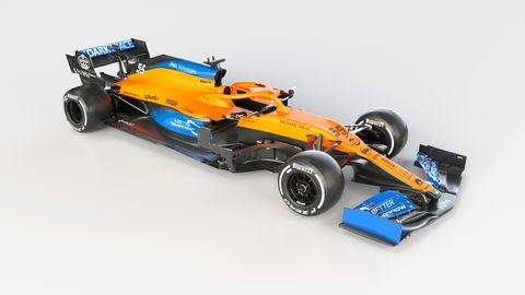 McLarenMCL-35 F1 2020
