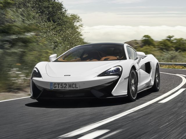 2020 Mclaren 570s Review Pricing And Specs