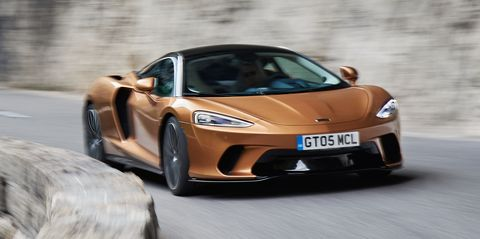 Every Angle of the 2020 McLaren GT