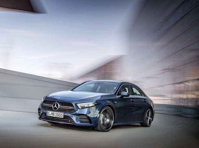 2020 Mercedes Amg A35 A45
