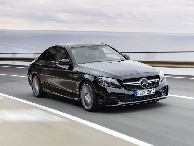 C43 Amg Sedan >> 2020 Mercedes Amg C43 Review Pricing And Specs