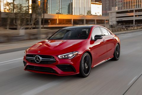 2020 Mercedes-AMG CLA35 Is the Gateway Drug to AMG Performance