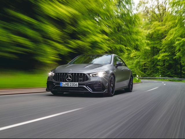 2020 Mercedes Amg Cla Class Review Pricing And Specs