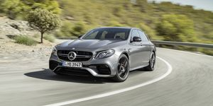 2020 Mercedes-AMG E 63 S front