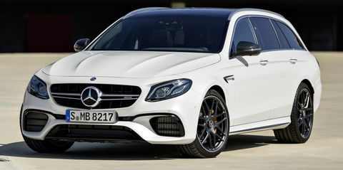 2020 mercedes amg e63 s wagon front