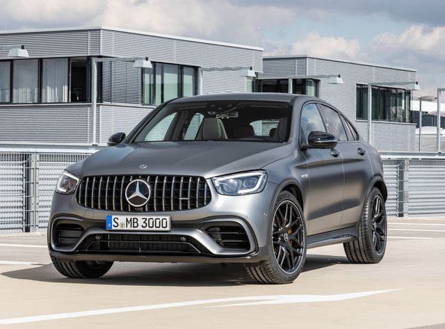 Glc 43 Amg >> 2019 Mercedes Amg Glc43 Coupe Glc63 Coupe Review