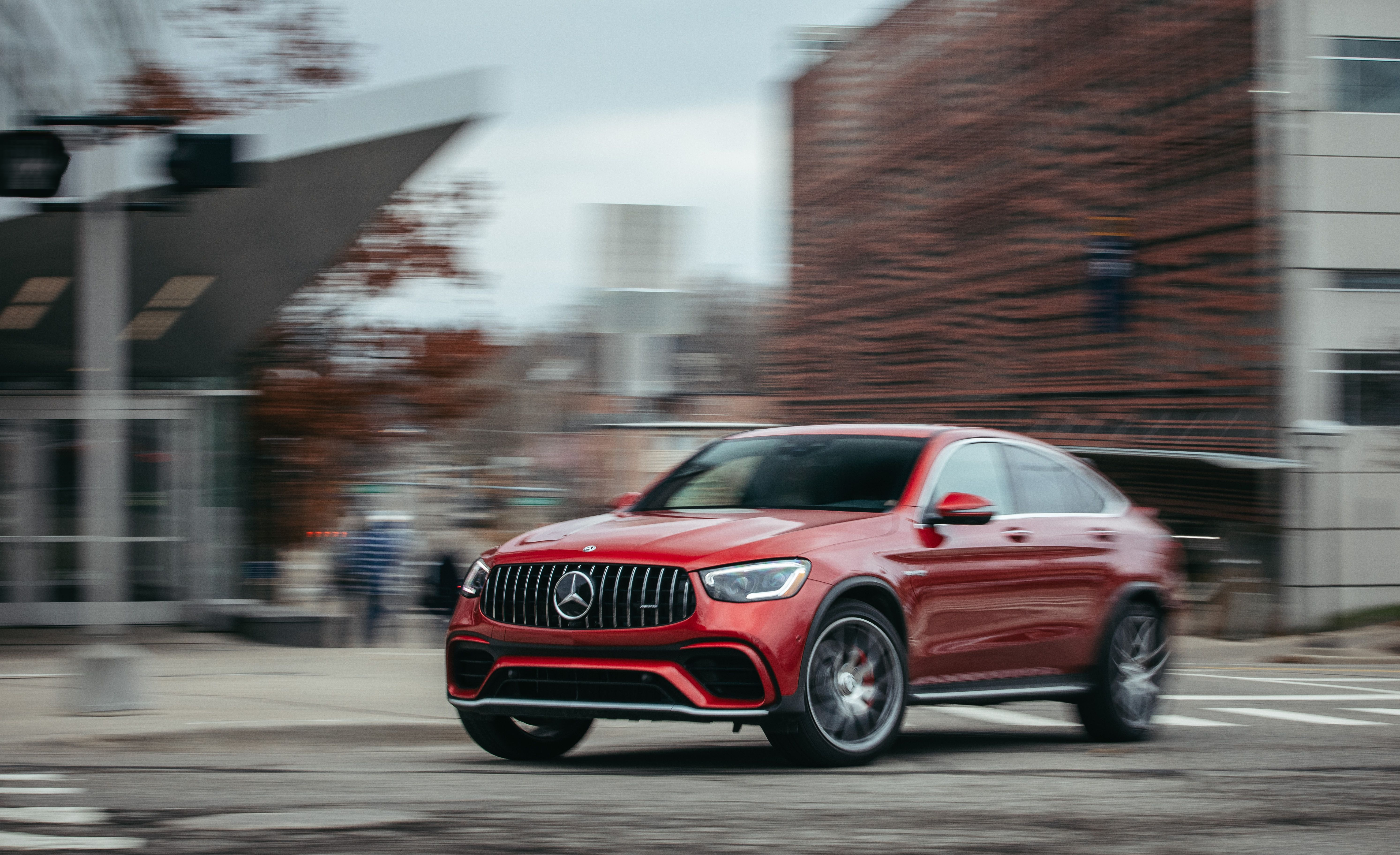 2020 Mercedes Amg Glc63 S Coupe Is As Absurd As It Is Formidable