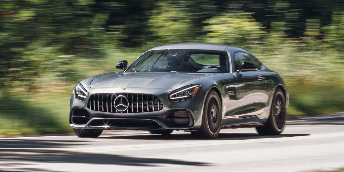 2020 Mercedes-AMG GT Is All About That Base