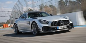 2020 Mercedes-AMG GT R Pro front
