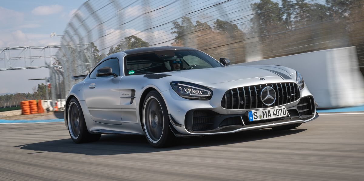 2020 Mercedes-AMG GT Review, Pricing, and Specs