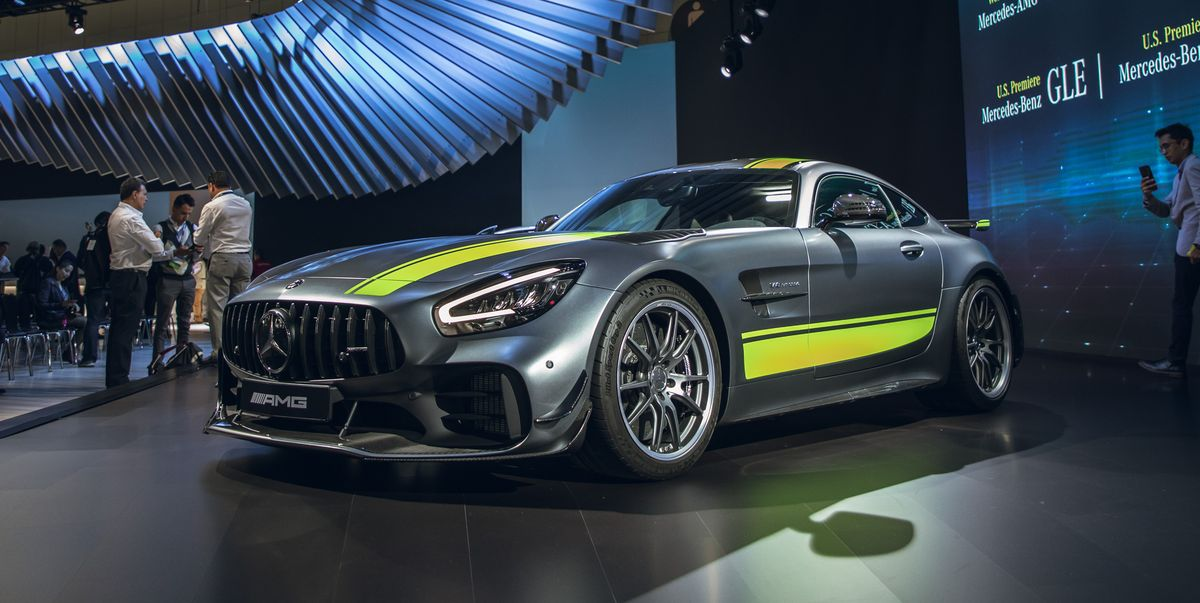 2020 Mercedes-AMG GT R Pro - Lighter, Faster Special Edition