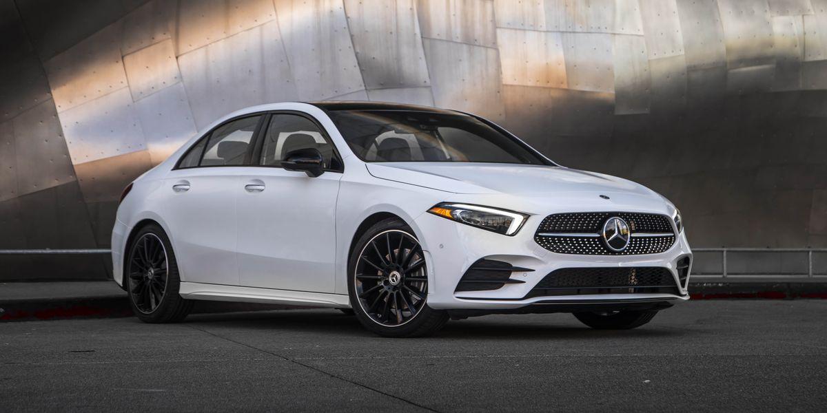 Mercedes clase b 2020
