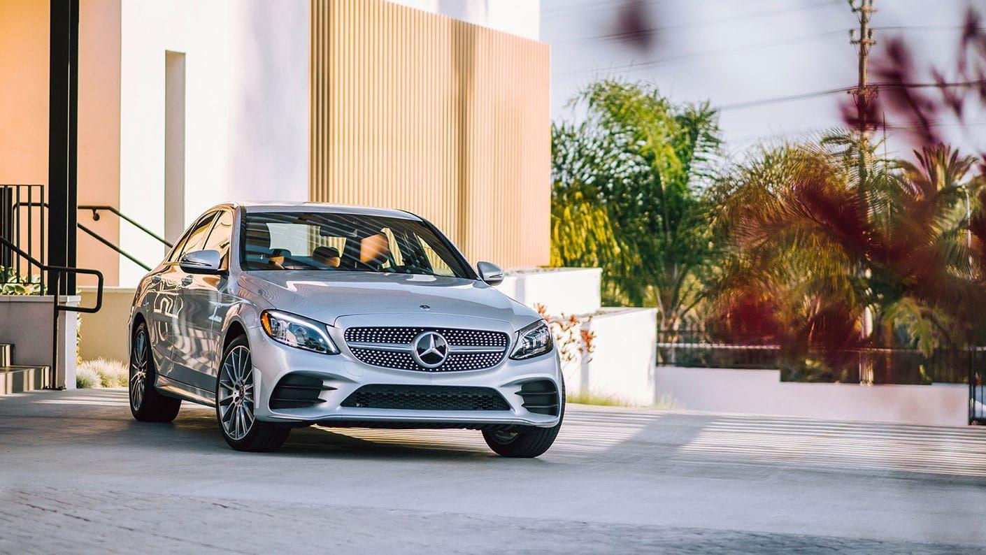 2020 Mercedes C-class Overview