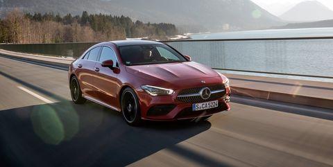 2020 Mercedes Benz Cla250 Larger Better More Refined