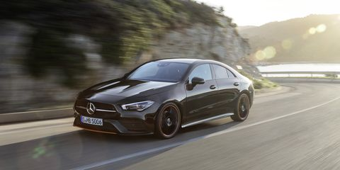 The 2020 Mercedes Benz Cla Is Sleeker Smarter And Finally Done Right
