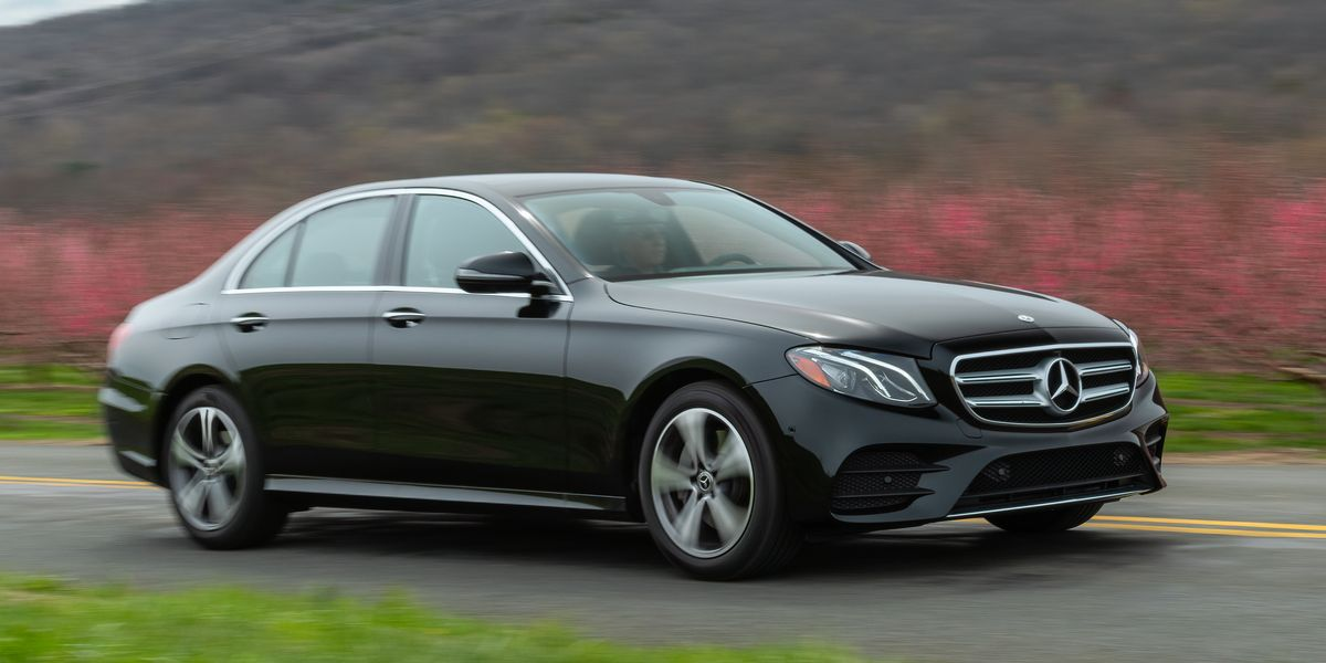 2020 Mercedes Benz E Class Review Pricing And Specs