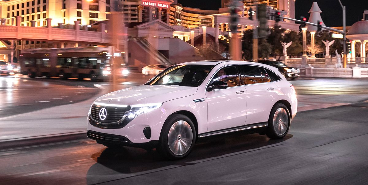 10 Things We Learned about the 2020 Mercedes-Benz EQC at CES